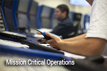 Mission Critical Operations