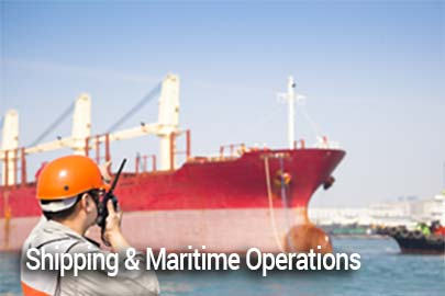 Shipping & Maritime Operations