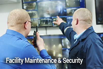 Facility Maintenance & Security
