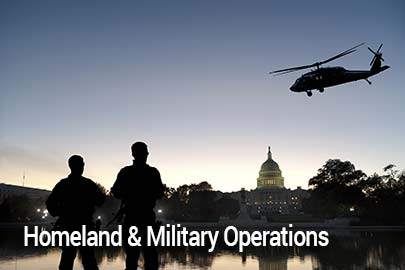 IP Radio for DOD, Homeland